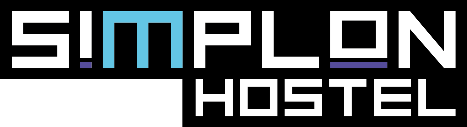 simplon hostel logo