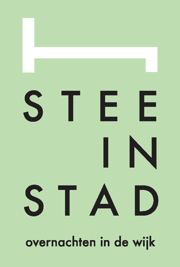 stee in stad logo