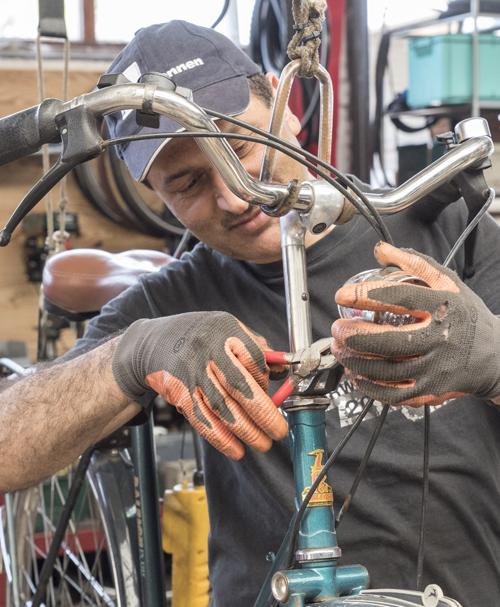 fietsreparatie friesland