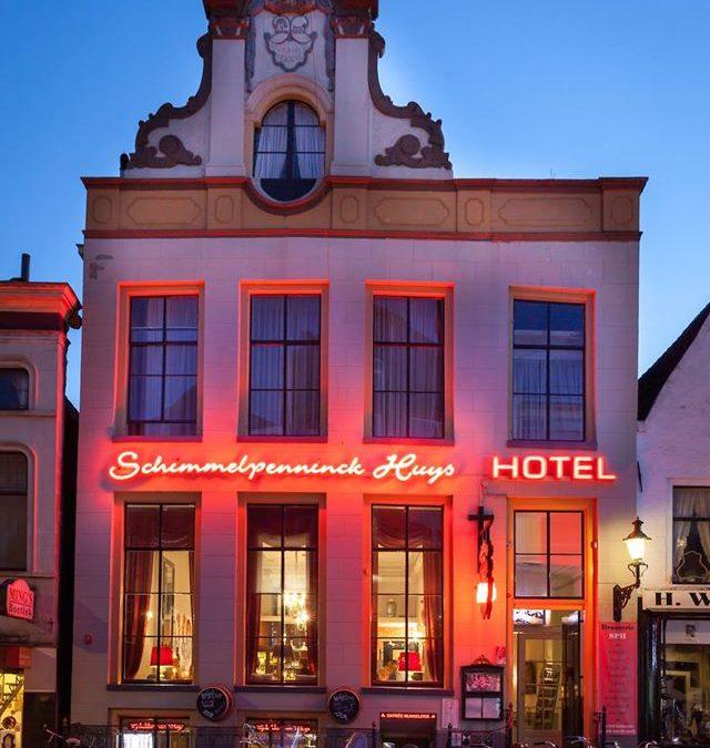 Hotel Schimmelpenninck Huys als tijdelijke nachtopvang voor dak- en thuislozen