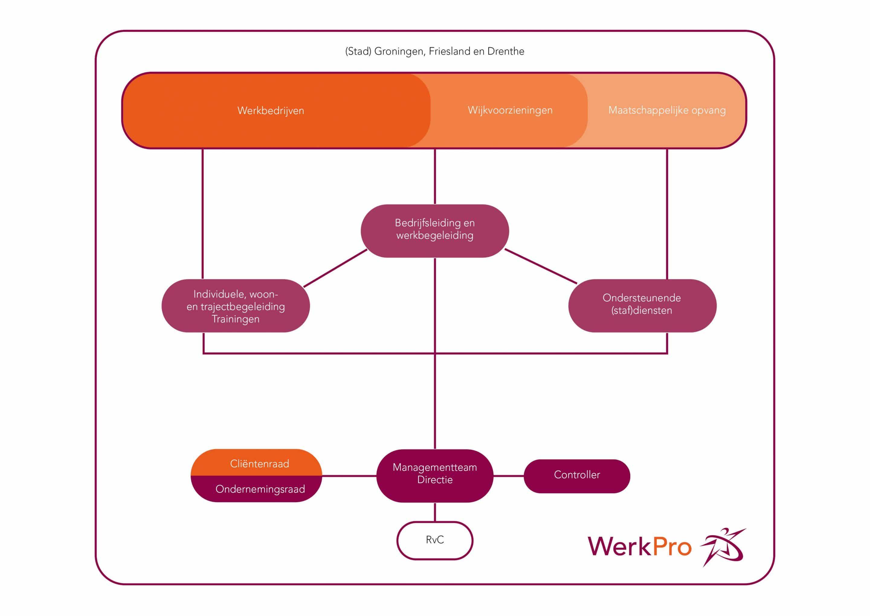 organogram werkpro